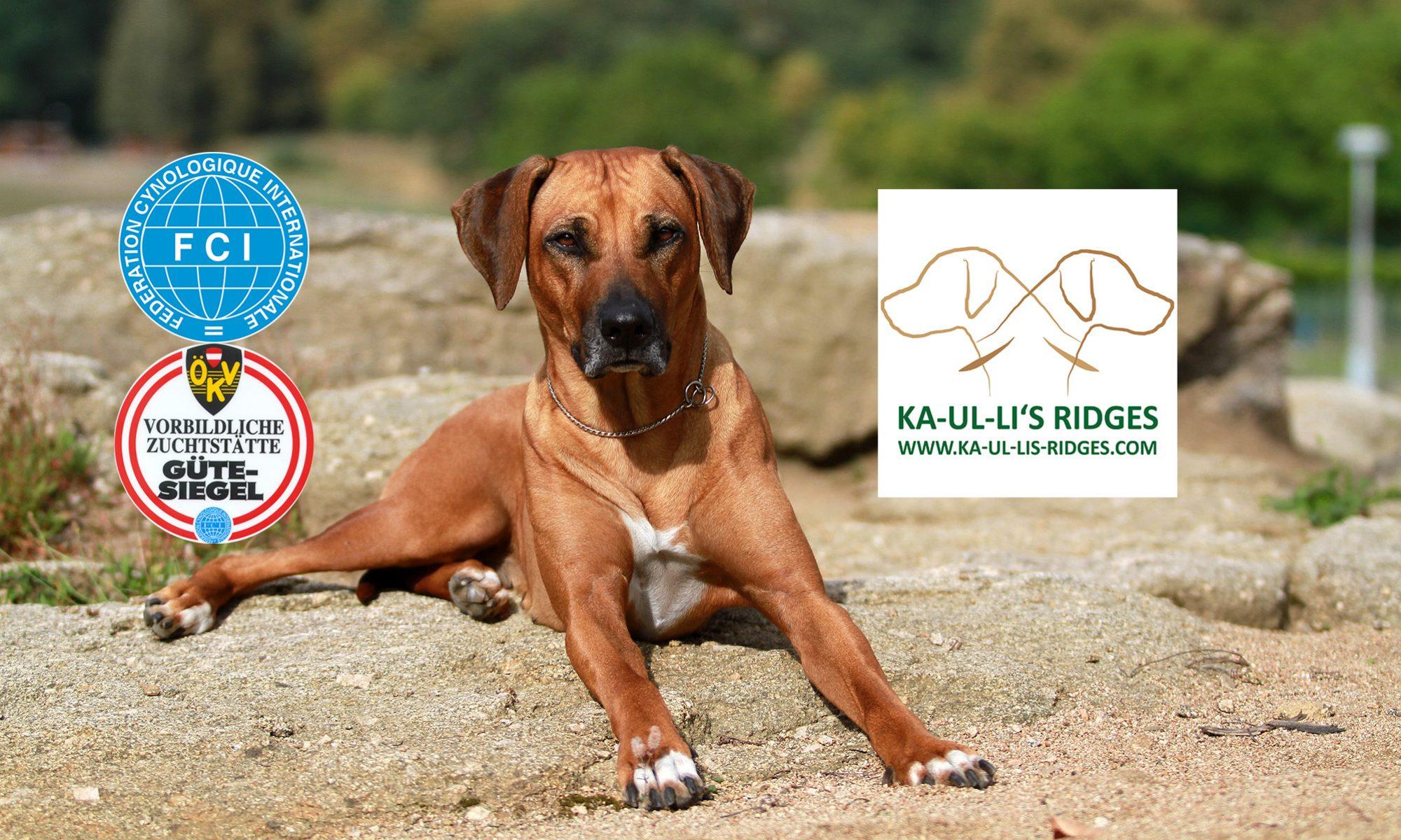 Ka-Ul-Li's Ridges
